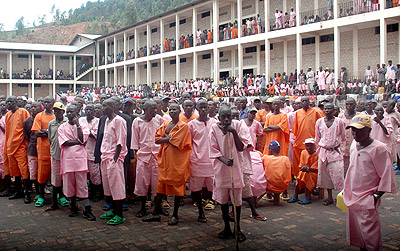 Rwandan authorities' should stop the practice of detaining people illegally.