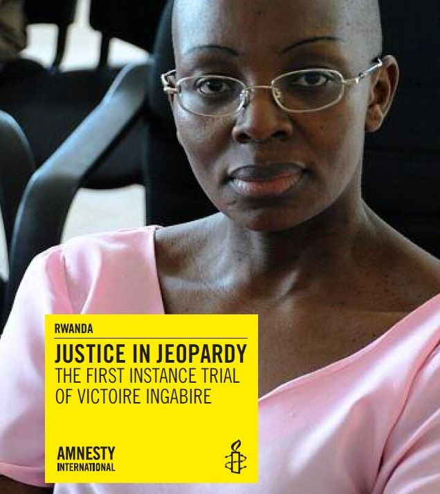 Rwanda: Ingabire trial 'flawed and international standards flouted' as appeal launched