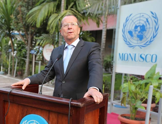 OPEN LETTER TO MARTIN KOBLER: Special representative to the UN Secretary–General for the DRC