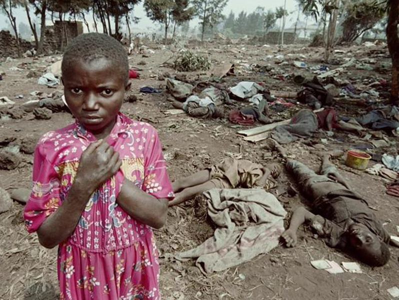 Crime of Genocide committed against Hutu people